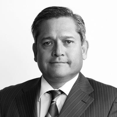 Sr. Juan Arnaldo Figueroa Astudillo - Fiscal