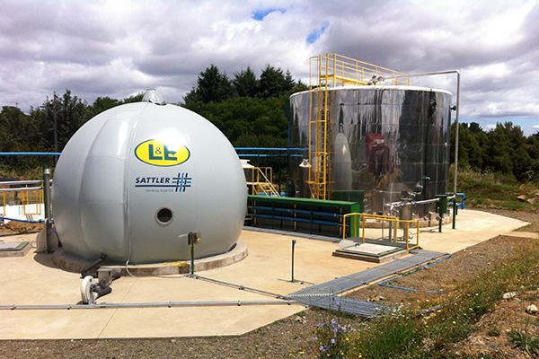 Planta Biogas Osorno