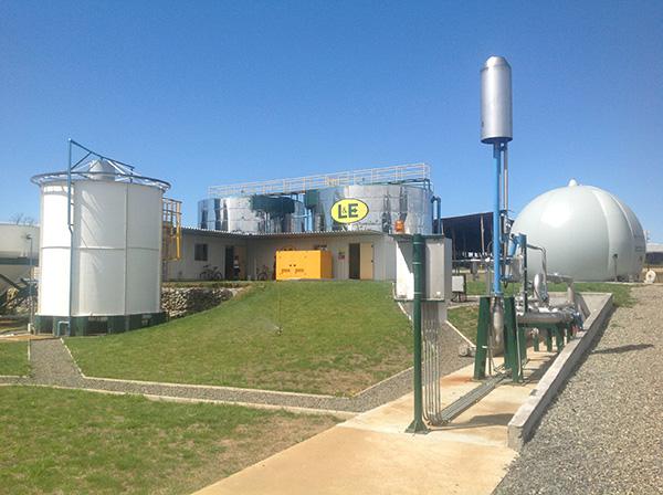 Planta Biogas Purranque