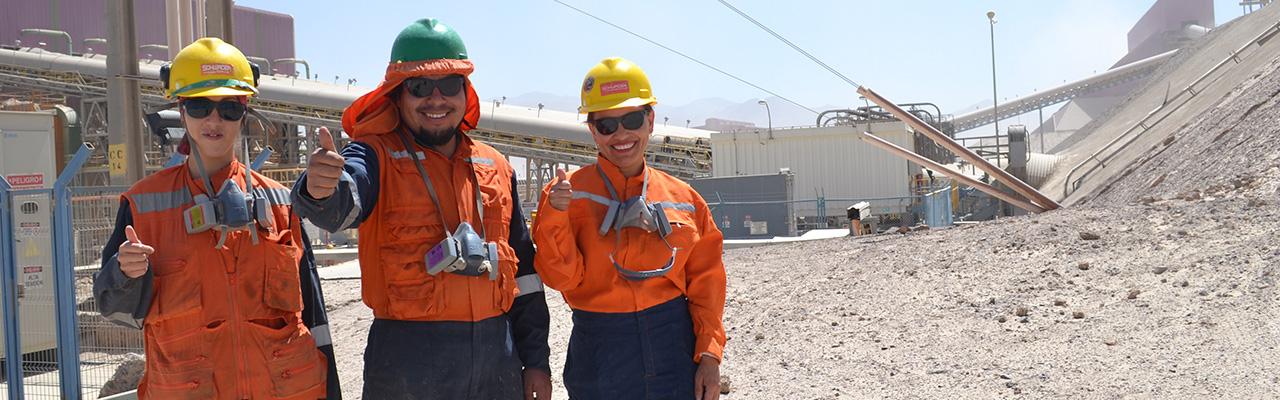 mantencion de equipos mineros