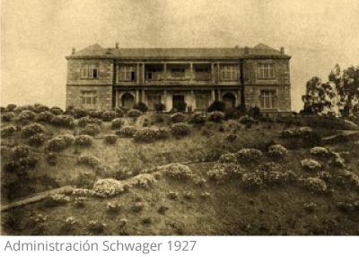 Administración Schwager 1927