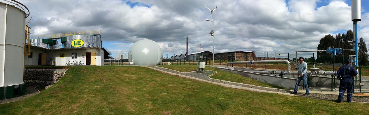 Energía Biogas