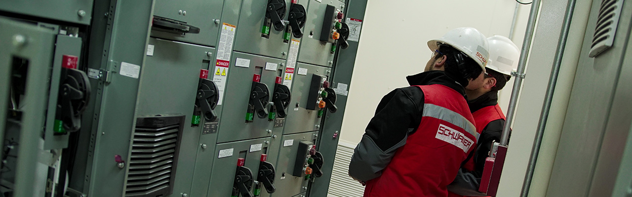 Equipamiento eléctrico de baja tensión