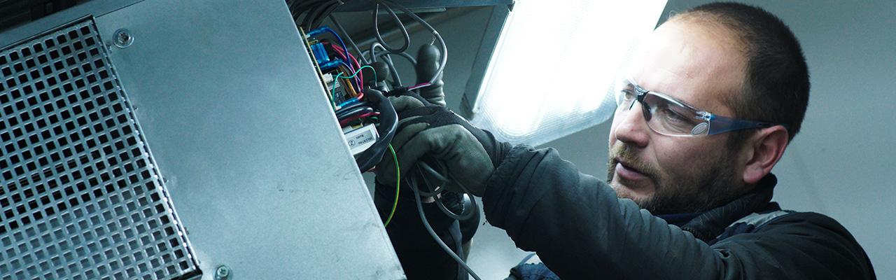 Salas electricas de media y baja tensión