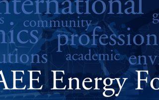 IAEE Energy Forum